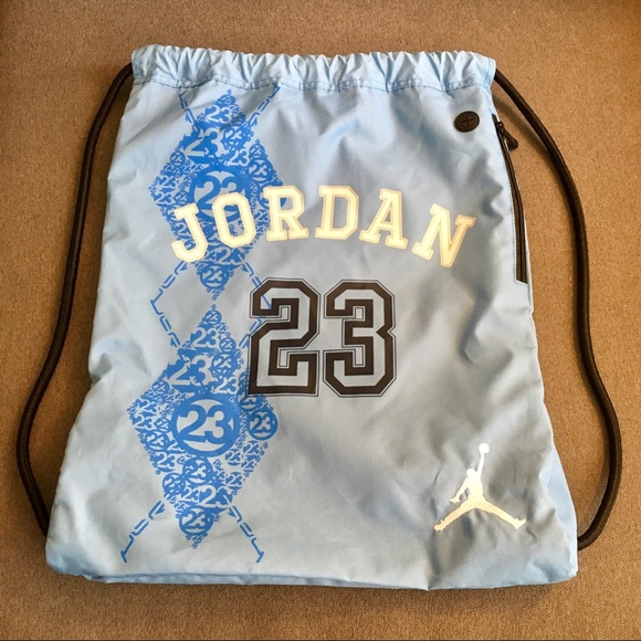 b382101a2337c9 Air Jordan Handbags - Jordan Drawstring Bag